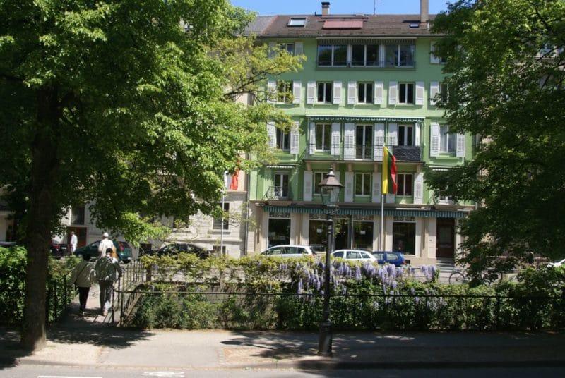 Kurgarten Baden Baden