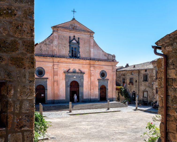 Bagnoregio - san Donato